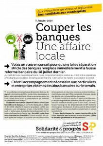 CouperLesBanquesEn2AffaireLocale